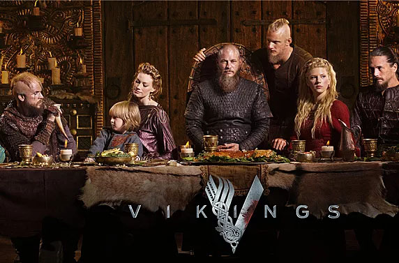viking spin off