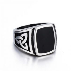 Bague celtique de protection
