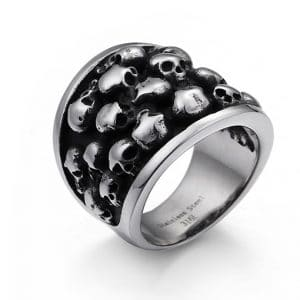 bague viking hell